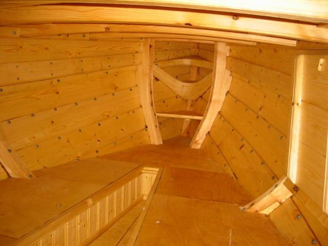Ruffen i Bjørg, bygd 2004.