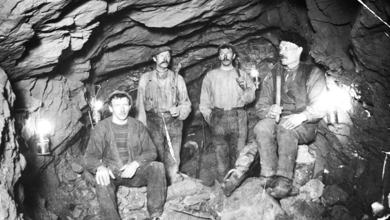Matpause i gruva