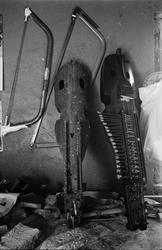 Nyckelharpor i Eric Sahlströms verkstad, Göksby, Uppland 198