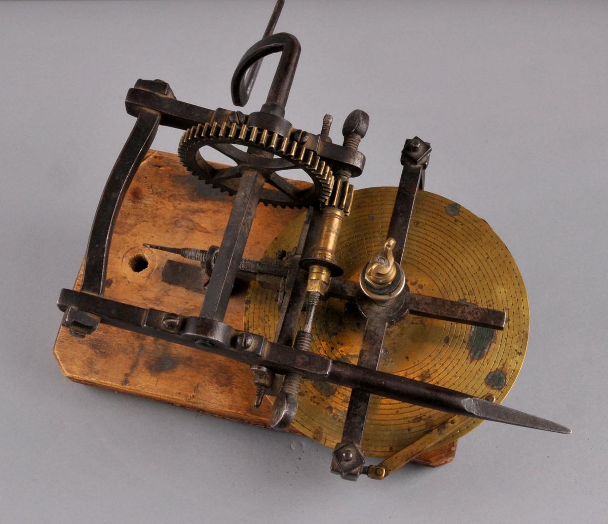 Urmakerverktøy.