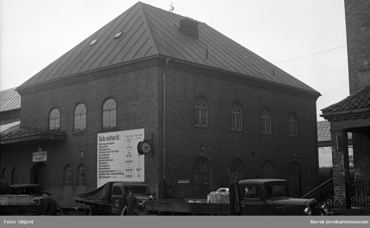 Godshuset på Oslo Ø