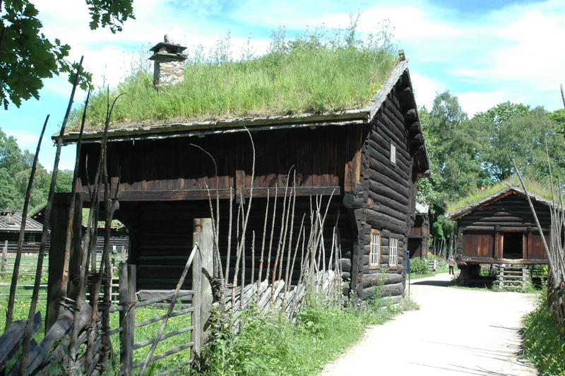 Loftstue fra Halvorsgard