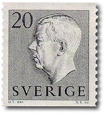 Gustaf VI Adolf, typ II.