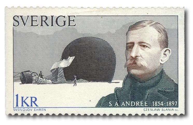 Salomon August Andrée
