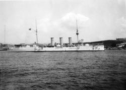 """""""Fylgia"""" Havanna 14 februari 1920"""
