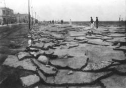 Cyclon i Havanna, september 1919