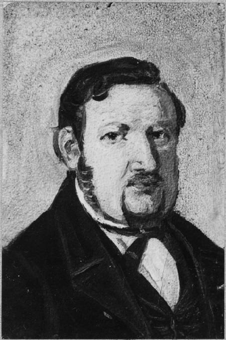 Wilhelm von Braun, 1813-1860