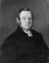 Axel Emanuel Holmberg, 1817-1861