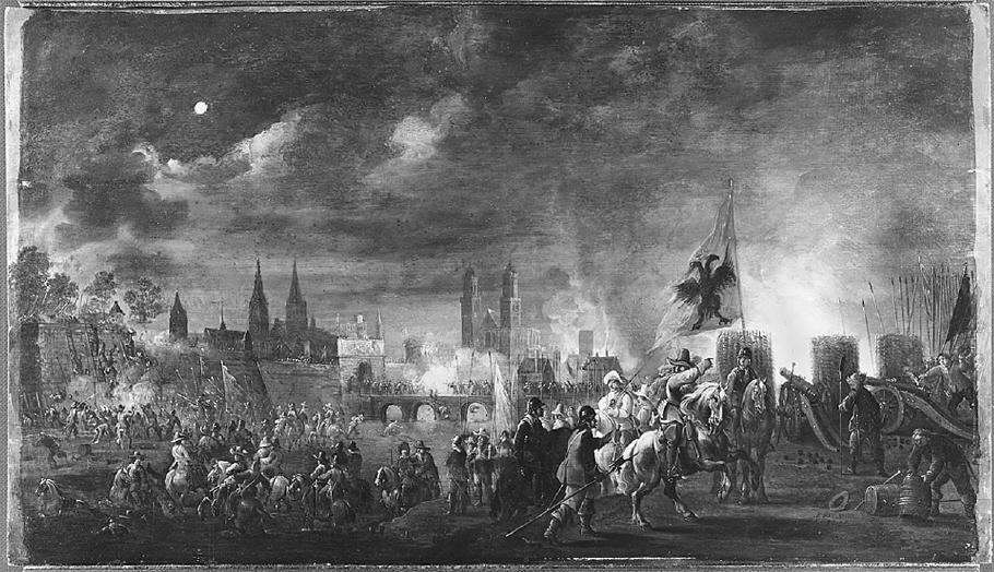 Magdeburgs belägring (1631)