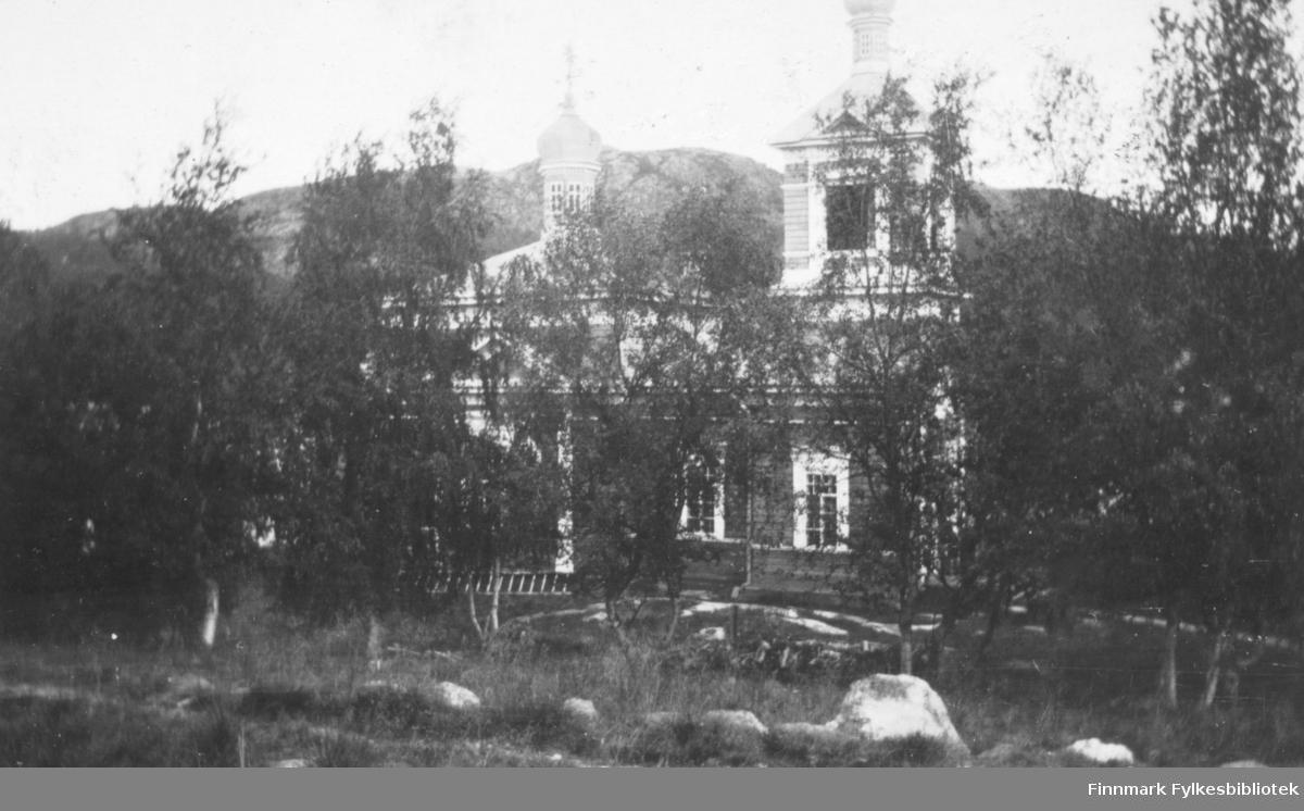 Boris Geleb. Russland.  1919.