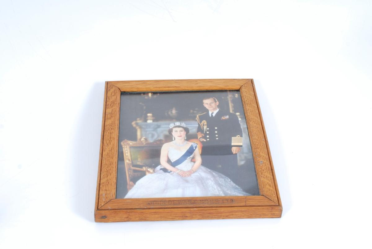 Dronning Elisabeth og Prins Philip av Storbritania