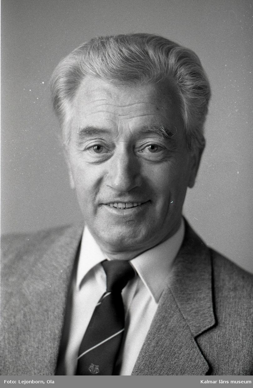 SCAN KLS, styrelsen 1988.  Gösta Johansson