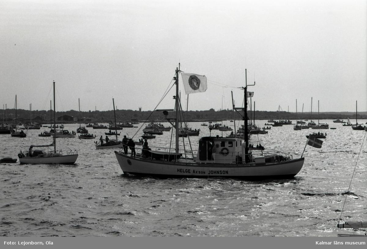 Livräddningsfartyget  Helge Ax:son Johnson, byggd 1944.