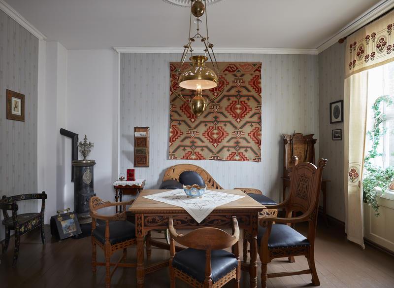 Ein norsk heim i ei ny tid (Foto/Photo)