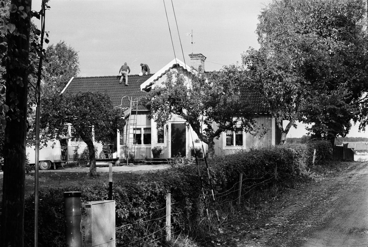 Bostadshus, Råsta 2:18, Råstaberg, Tensta socken, Uppland 1978