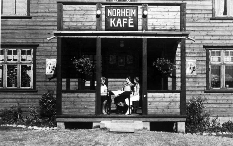 Norheim kafé
