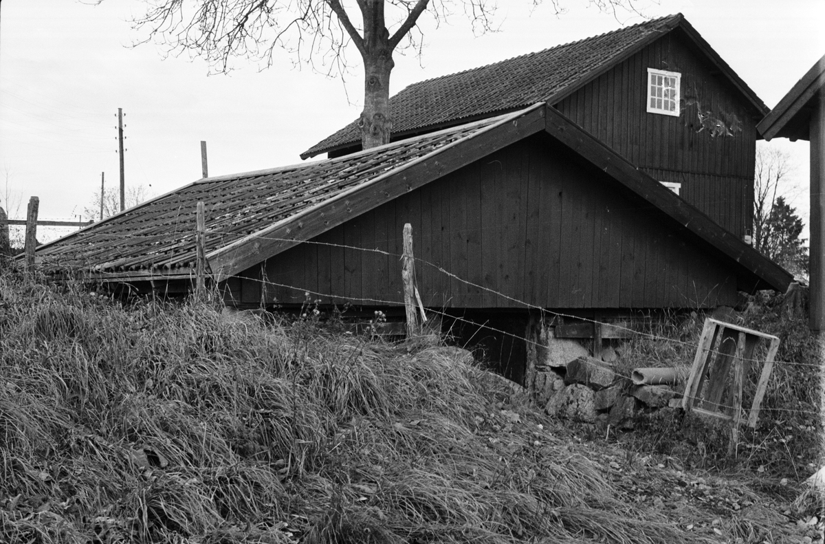Jordkällare, Tensta-Forsa 2:1, Tensta socken, Uppland 1978