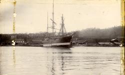 Skipsverft i Moss.