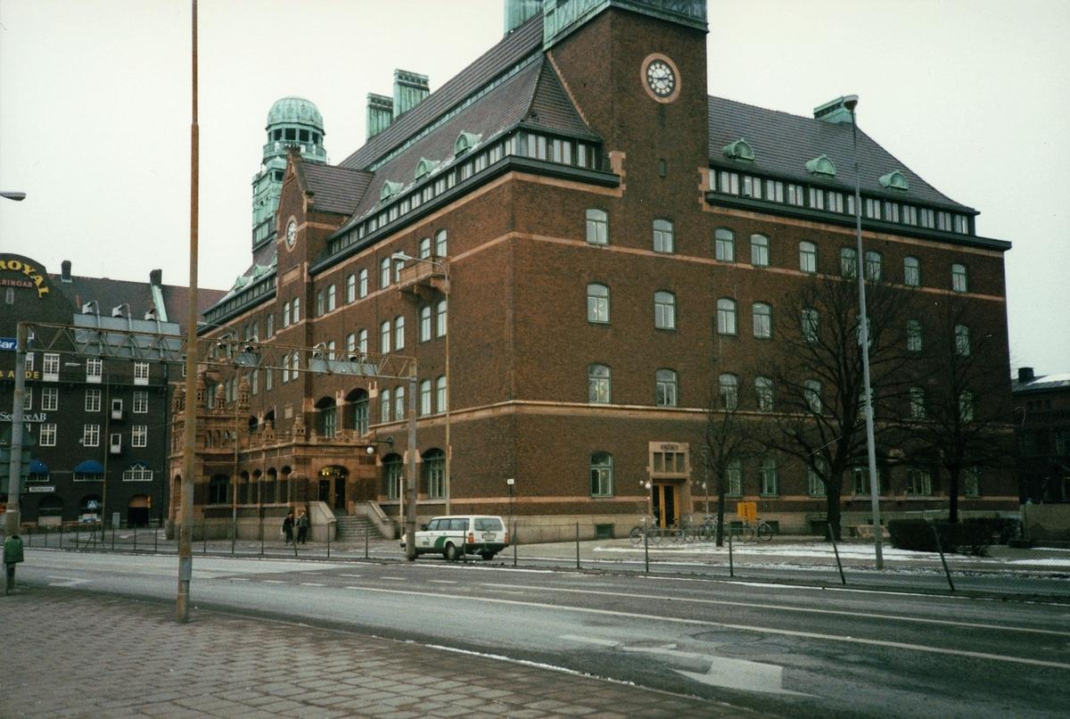 Postkontoret 201 10 Malmö Skeppsbron 1