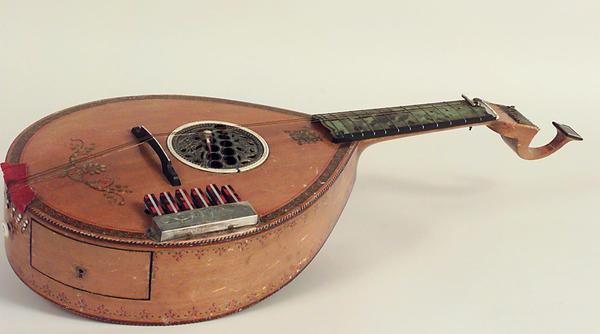 English Guitar. Foto/Photo