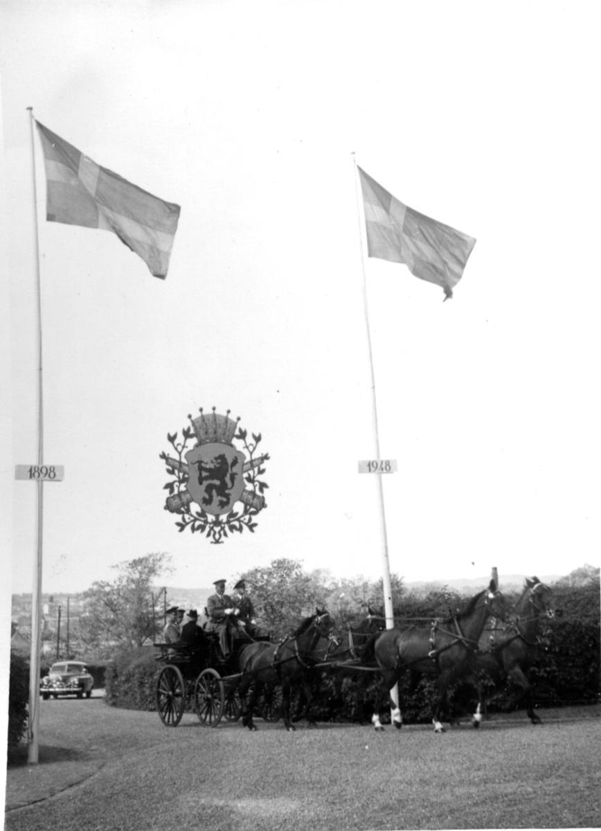 Jubileum 50 års, A 6. Charabang.