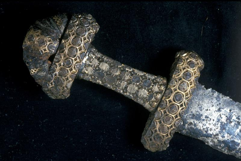 Detail of a hilt. (Foto/Photo)