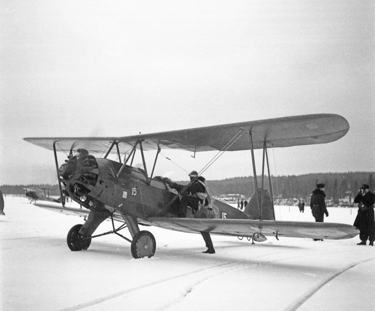 Flygmaskin, år 1939.