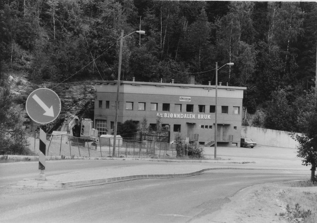 Bjønndalen Bruk ved Markerud