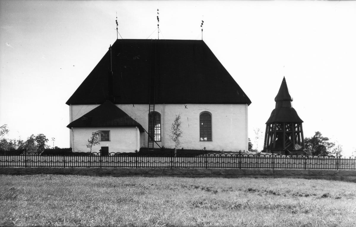 Kyrkan i Bjuråker.