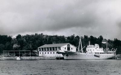 Sjøkabellager Dolviken historisk 1
