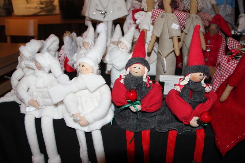 Juleprodukter. Foto: Fetsund lenser