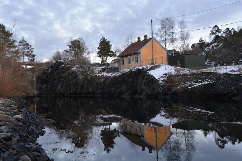 Telegrafstasjoner. Kulleseid, Finnås, Bømlo eksteriør 5
