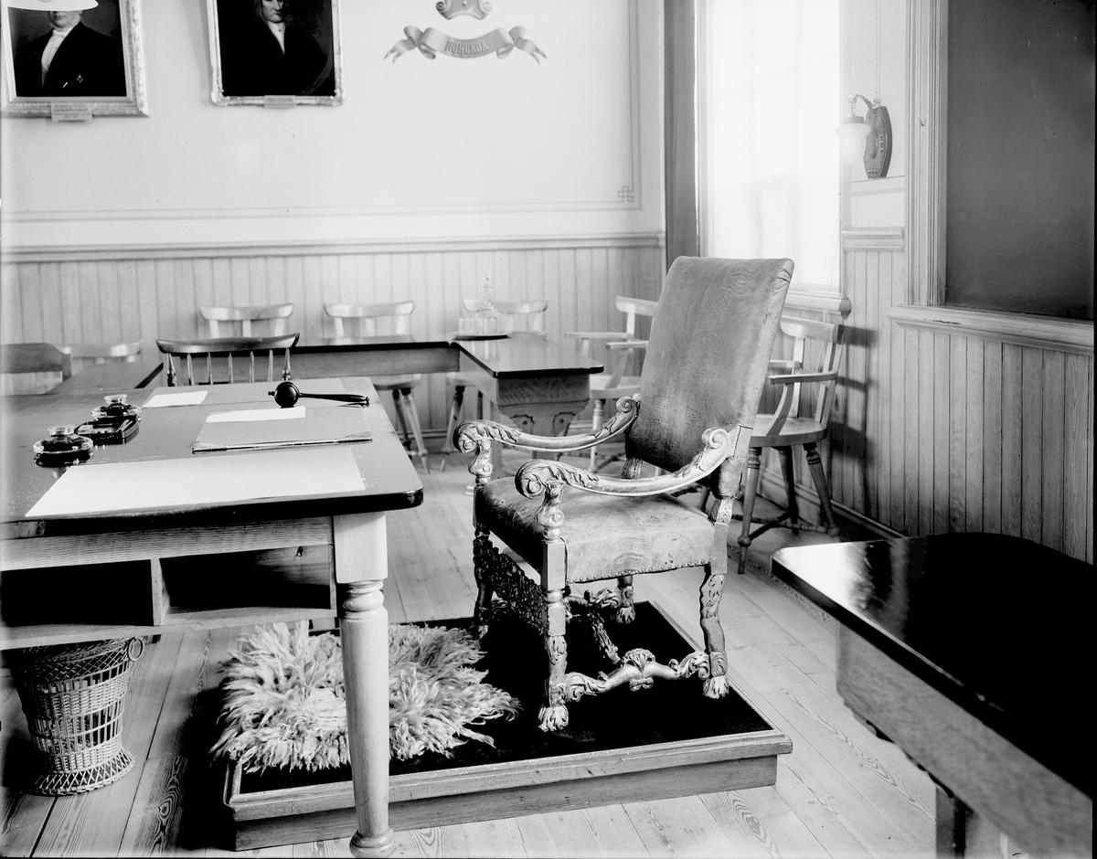 Örbyhustingets stol