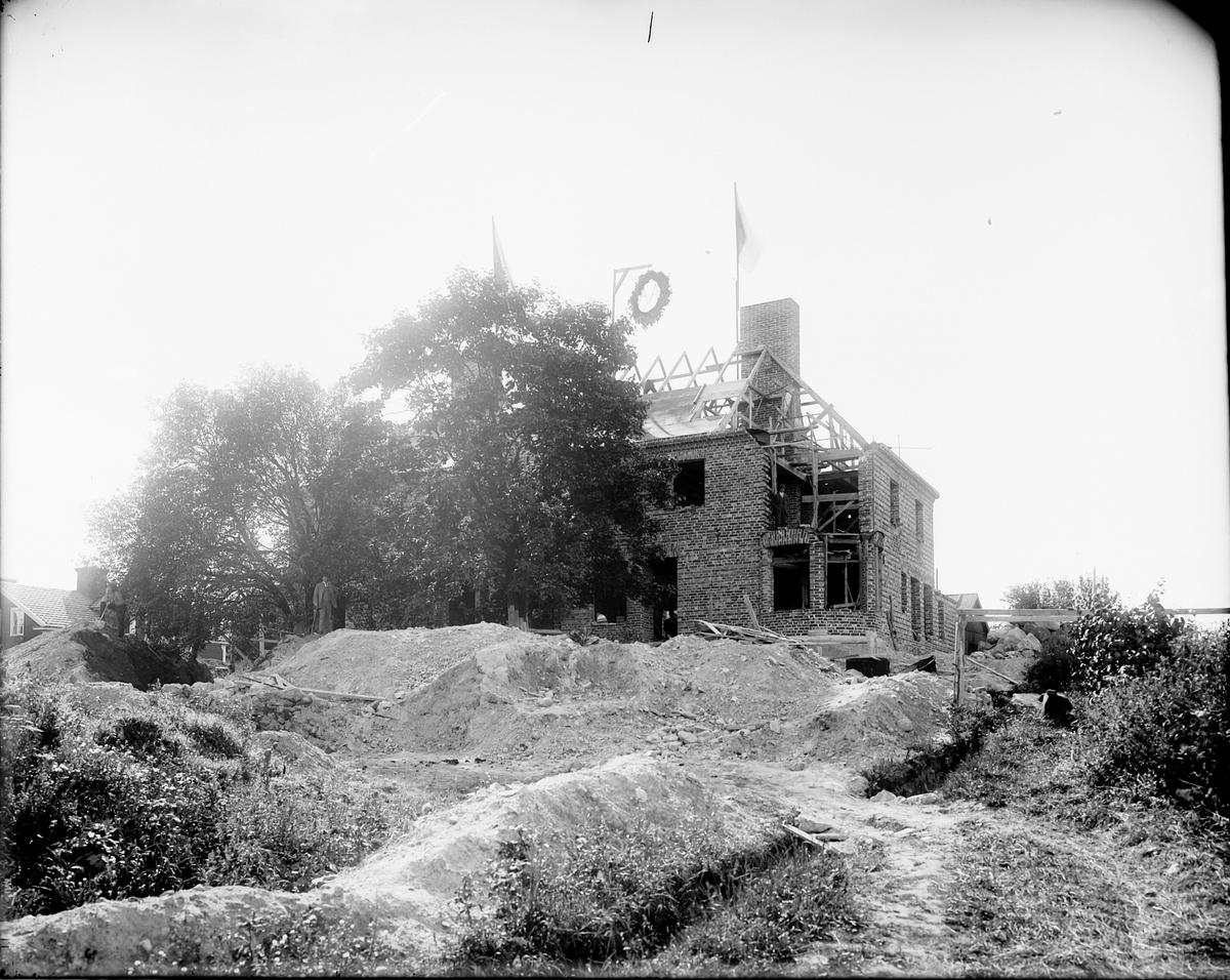 Ahlgrens villa, Villastaden