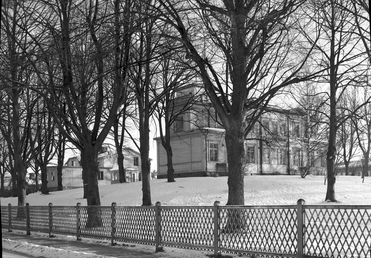Församlingshem Södra Kungsgatan och Kaserngatan  Hembygdsrådet 7 januari 1957