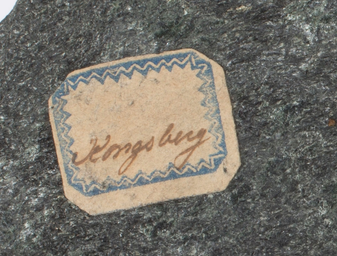 Etikett på prøve: Kongsberg