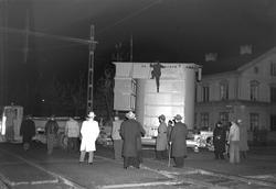 Generator transporteras, 24 oktober 1948.
