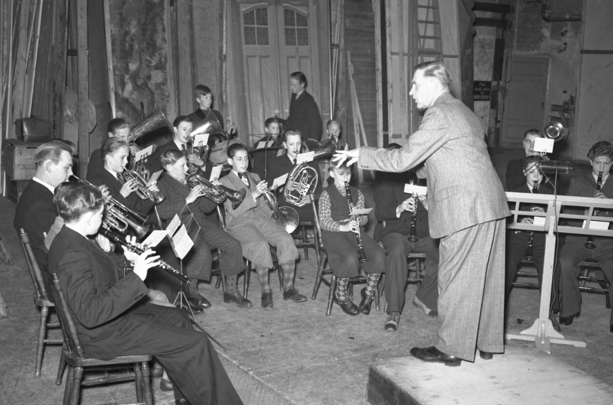 Radioutsändningen från teatern, den 17 maj 1941
