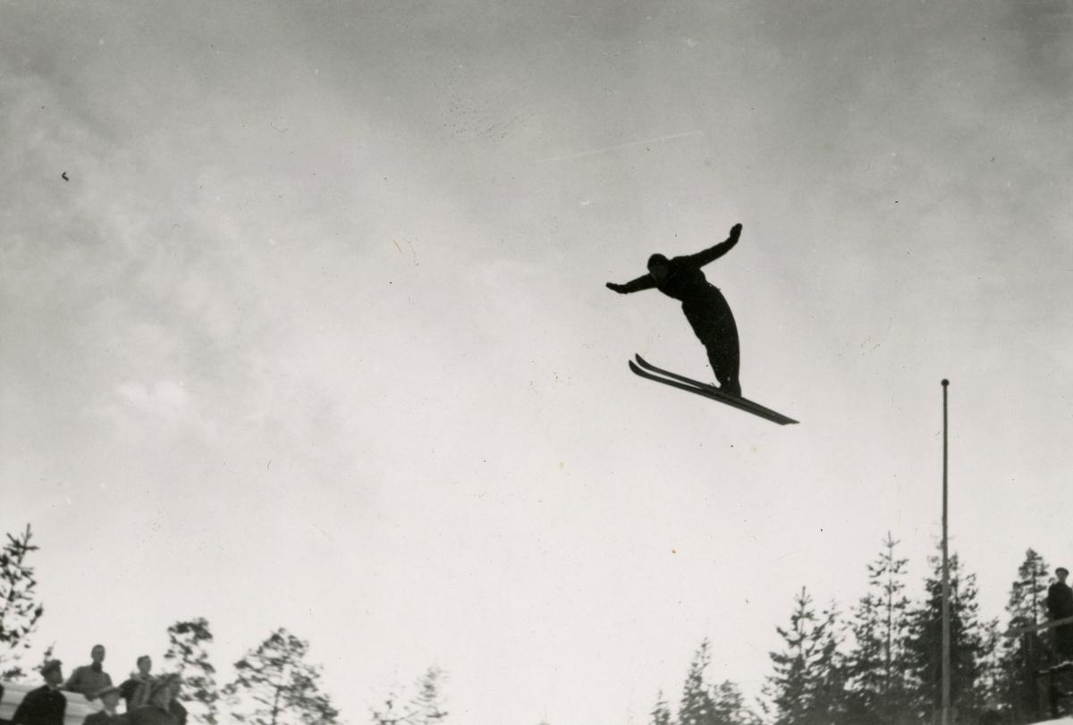 Kongsberg skier