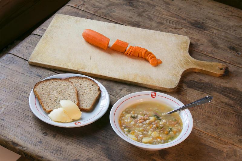 Oppskrift: Sodd, grynssodd, kjøttsuppe (Foto/Photo)