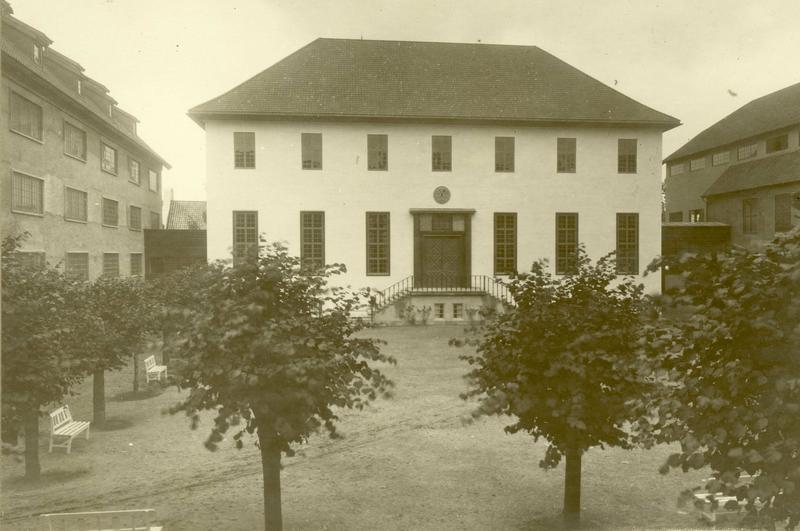 Museumsbygningene 1934