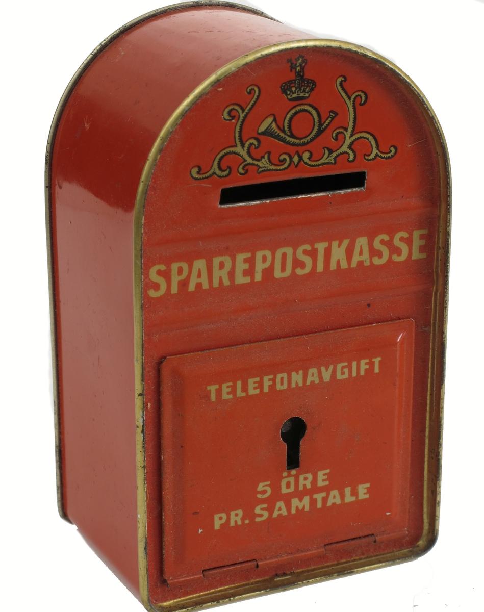 Gult posthorn