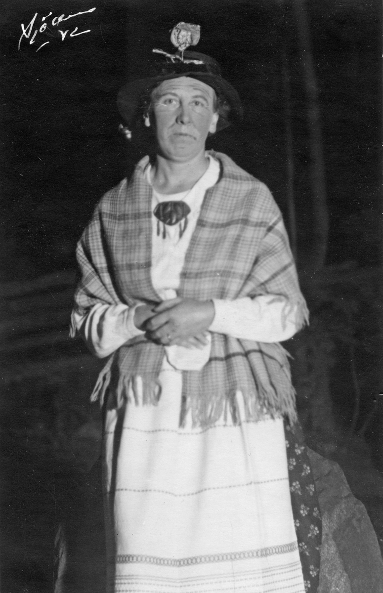 Sigrid Johansson (gift Bandolin), 1942