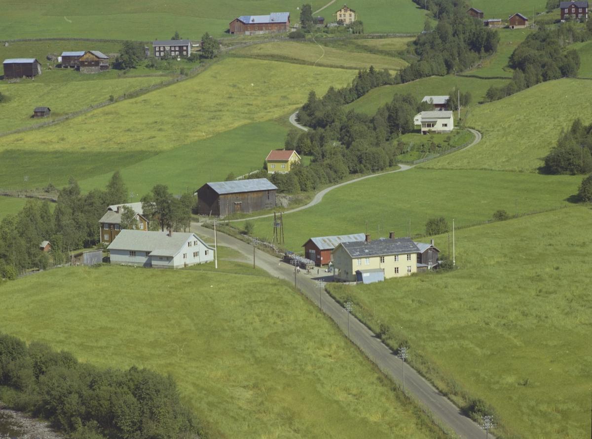 Bødal Samvirkelag, gårdsbruk, boliger, Bødal, Vestre Gausdal