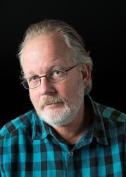 Porträtt Jonas Engman, arkivchef Nordiska museet