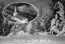 """""""GOD JUL och GOTT NYTT ÅR"""", Järbo, Dalsland, Västra Götaland"""