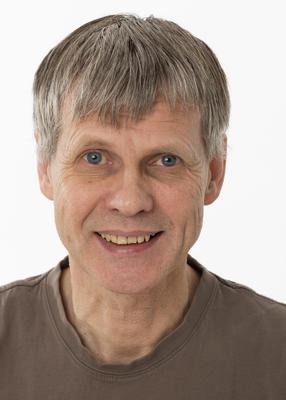 Portrett av konservator og seksjonsleder Bjørn Bækkelund.. Foto/Photo