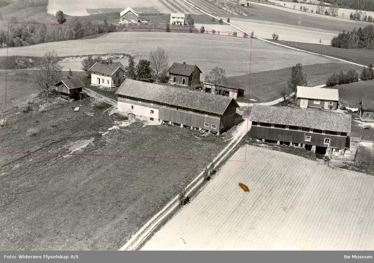 Flyfoto av Haugerud