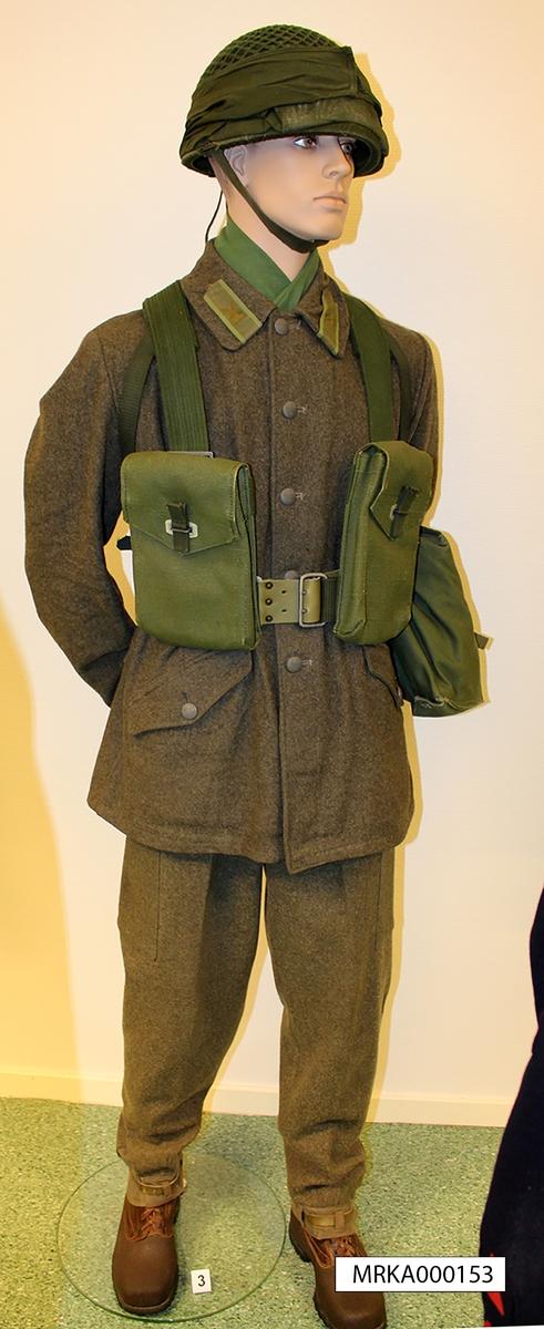 Fältuniform m/1958