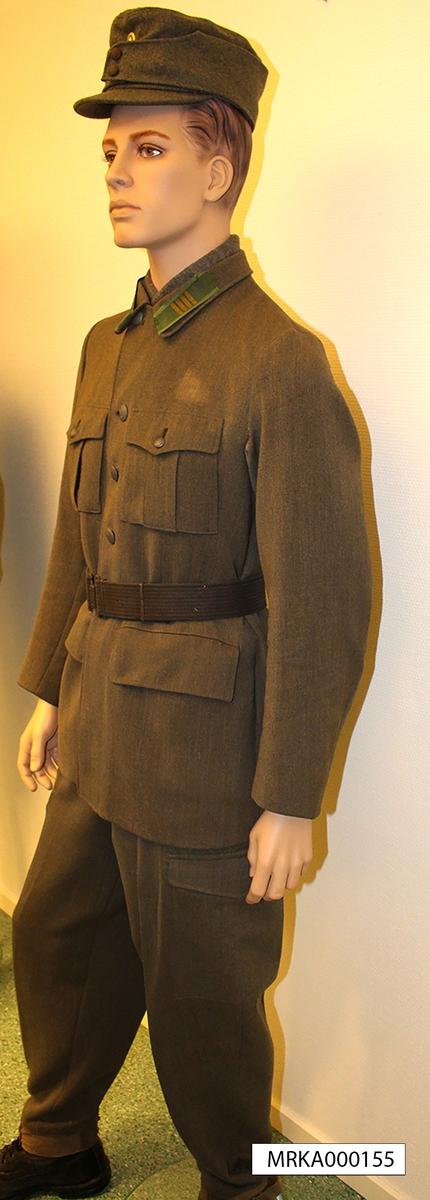 Fältuniform m/1942-58